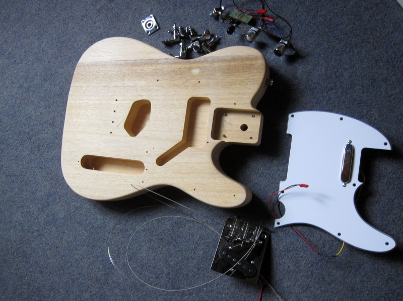 Ikea Tele … Streichinstrument